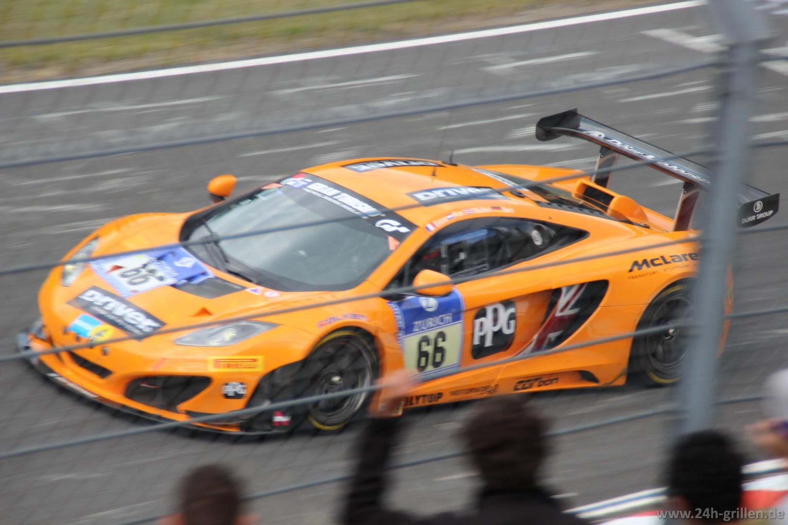 24h Teilnehmer - McLaren 2014